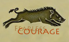 wild boar courage flat